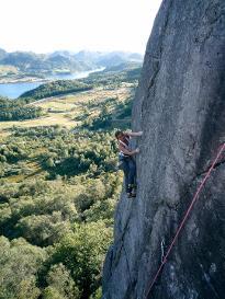 photographer: Hans Jørgen Moe, in photo: Linn Kathrine Yttervik