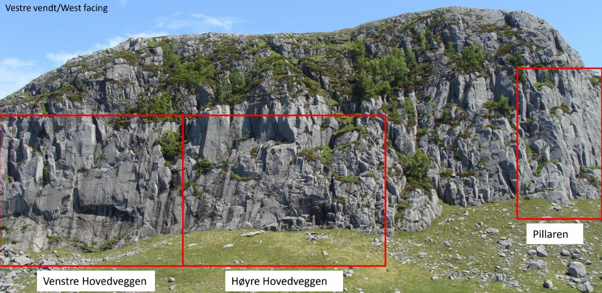 Pilaren høyre (Store Hetland)