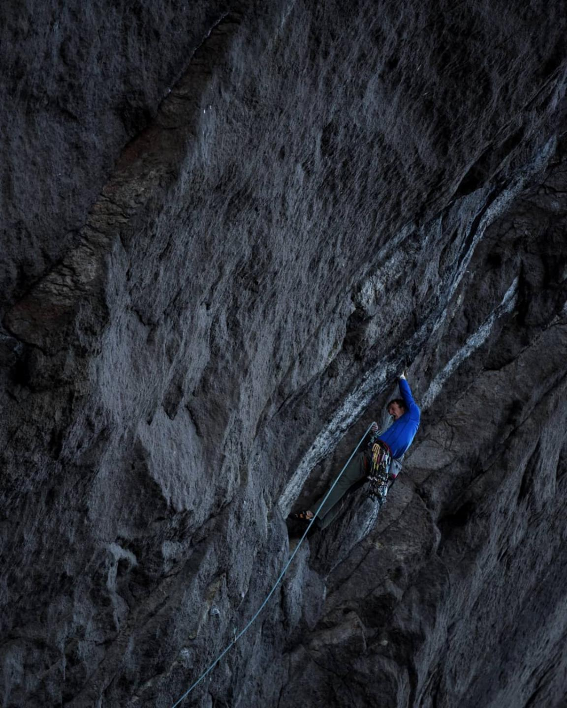Articulation 9- (Jøssingfjord - Profilveggen)